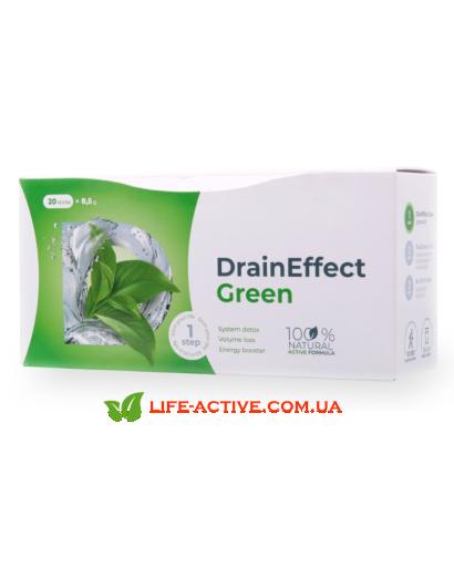 NL Дренирующий напиток DnrainEffect Green