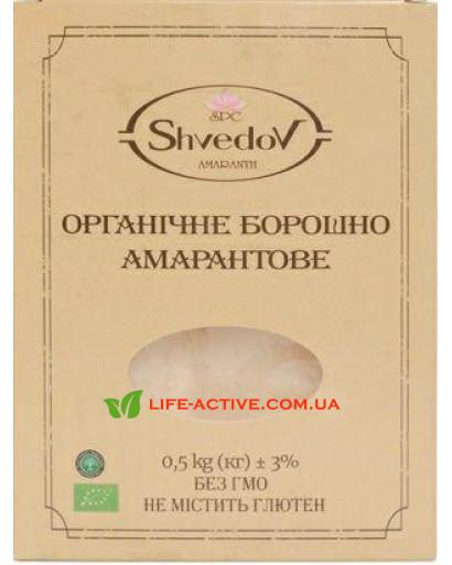 Амарантовая мука Shvedov (0,5 кг.)