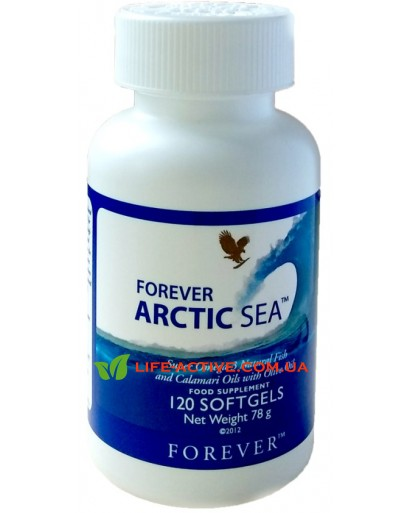 Forever Арктическое Море (Супер Омега 3)