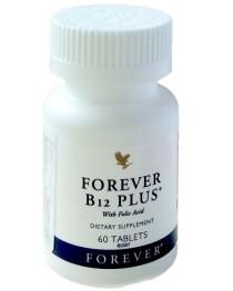 Forever Витамин B12+ (с Фолиевой кислотой)