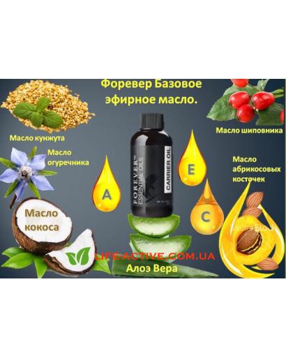 """Описание, состав и способы применения эфирного масла """"Базовое"""" от производителя Форевер"""