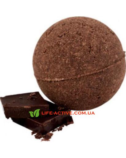 Черный шоколад шарик для ванны