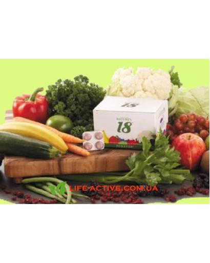 Описание и состав витаминно-минерального комплекса Форевер Натур18